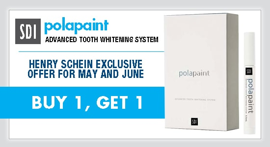 Henry Schein Exclusive - Polapaint - Buy 1, Get 2!