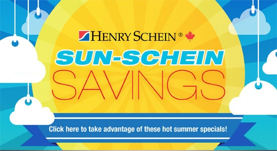 Sun-Schein Savings!