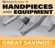 Henry Schein Handpieces and Equipment - Great Savings