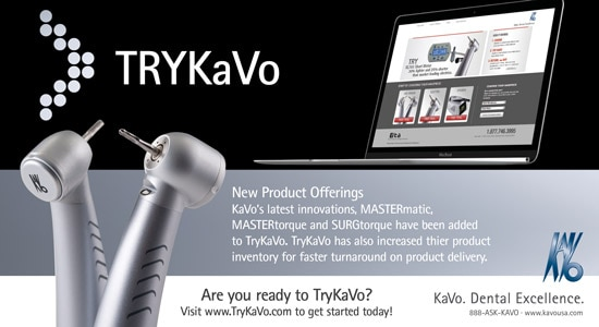 Are you ready to TryKavo?
