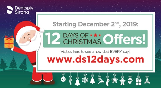 12 Days of Christmas Offers!