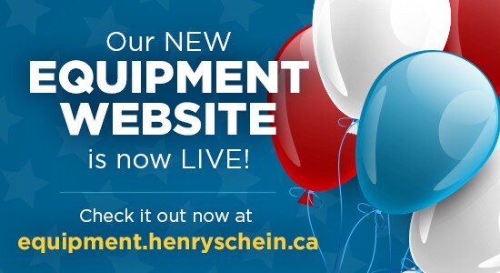 New Website | Equipment
